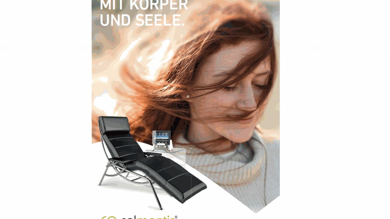 Broschüre Klangwellenliege